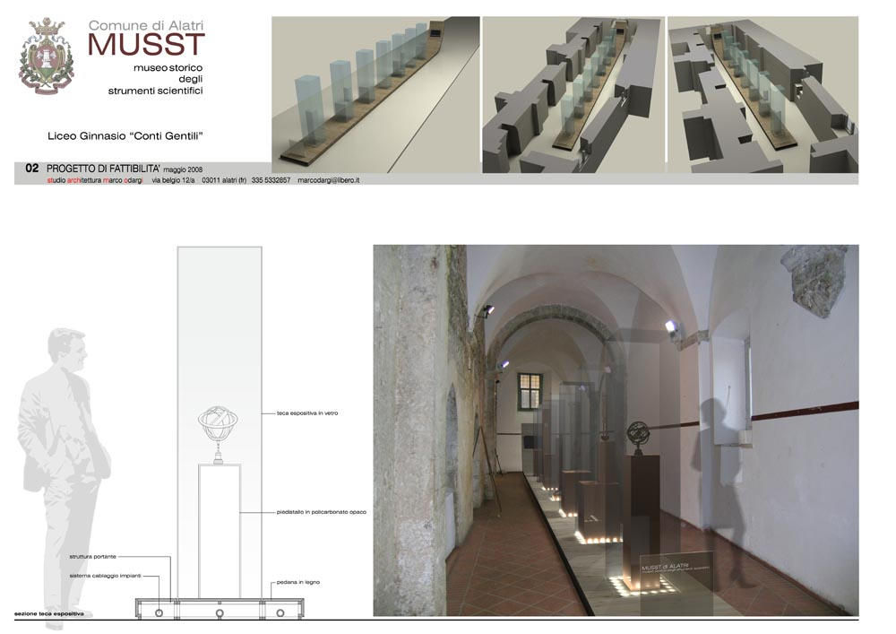 MUSST museo storico