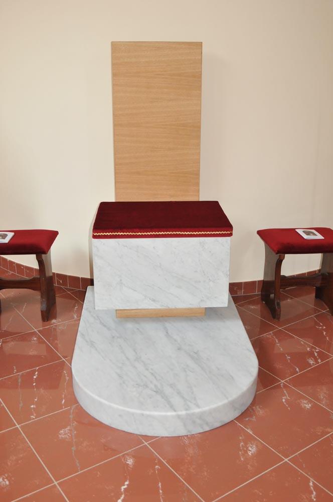 PROGETTAZIONE E REALIZZAZIONE DEI POLI LITURGICI DELLA CHIESA DEI SANTI VALENTINO ED ILARIO IN VITERBO