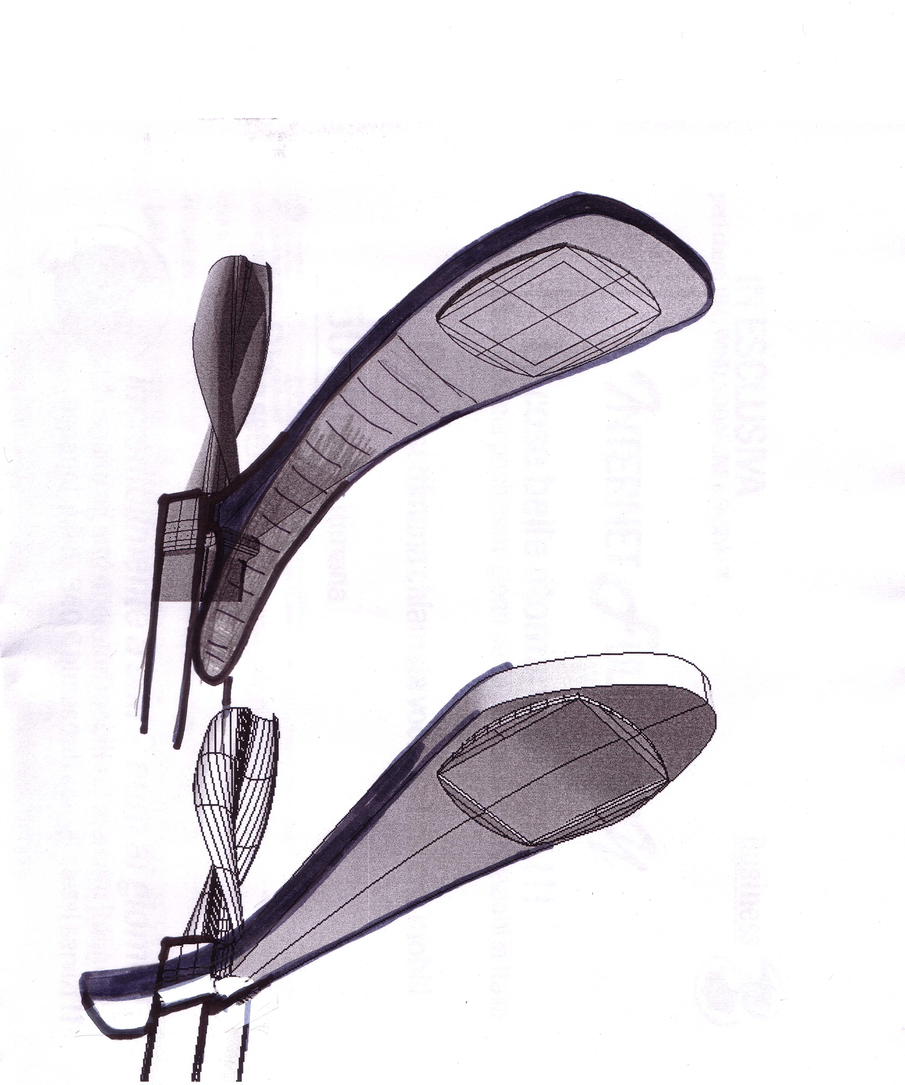 Il palo BITRON è un progetto realizzato per la multinazionale BITRON SPA, con l'input di dare forma ad un progetto altamente tecnologico perfezionato dall'engineering dell'azienda. Il palo ha un funzionamento a bassissimo impatto ambientale in quanto dotato di potenti accumulatori alimentati da energia solare ed eolica contemporaneamente e da dispositivi illuminotecnici a led di ultima generazione ad altissima efficienza.